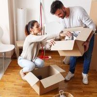 Liste de déménagement: simple et efficace